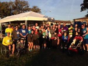 austin head for the cure 2014